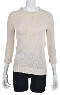 J.Crew Womens Crewneck Textured Cotton Casual Sweater