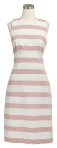 J.Crew J. Crew Linen Sheath Summer Dress
