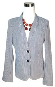 J.Crew J. Crew Striped School Boy Blazer