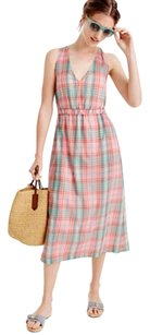Vintage Plaid Maxi Dress by J.Crew