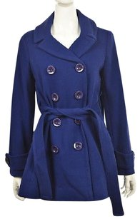 J.Crew Womens Textured Casual Wool Pea Coat