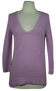 J.Crew Womens Scoop Neck Cashmere Loose Knit Sweater