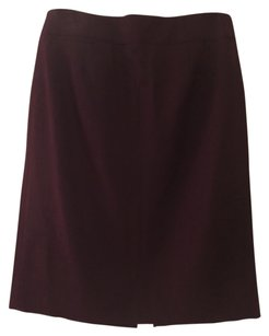 J.Crew Skirt Dark plum