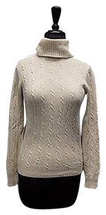 J.Crew Long Sleeved Textured Thin Knit Turtleneck 109a Sweater