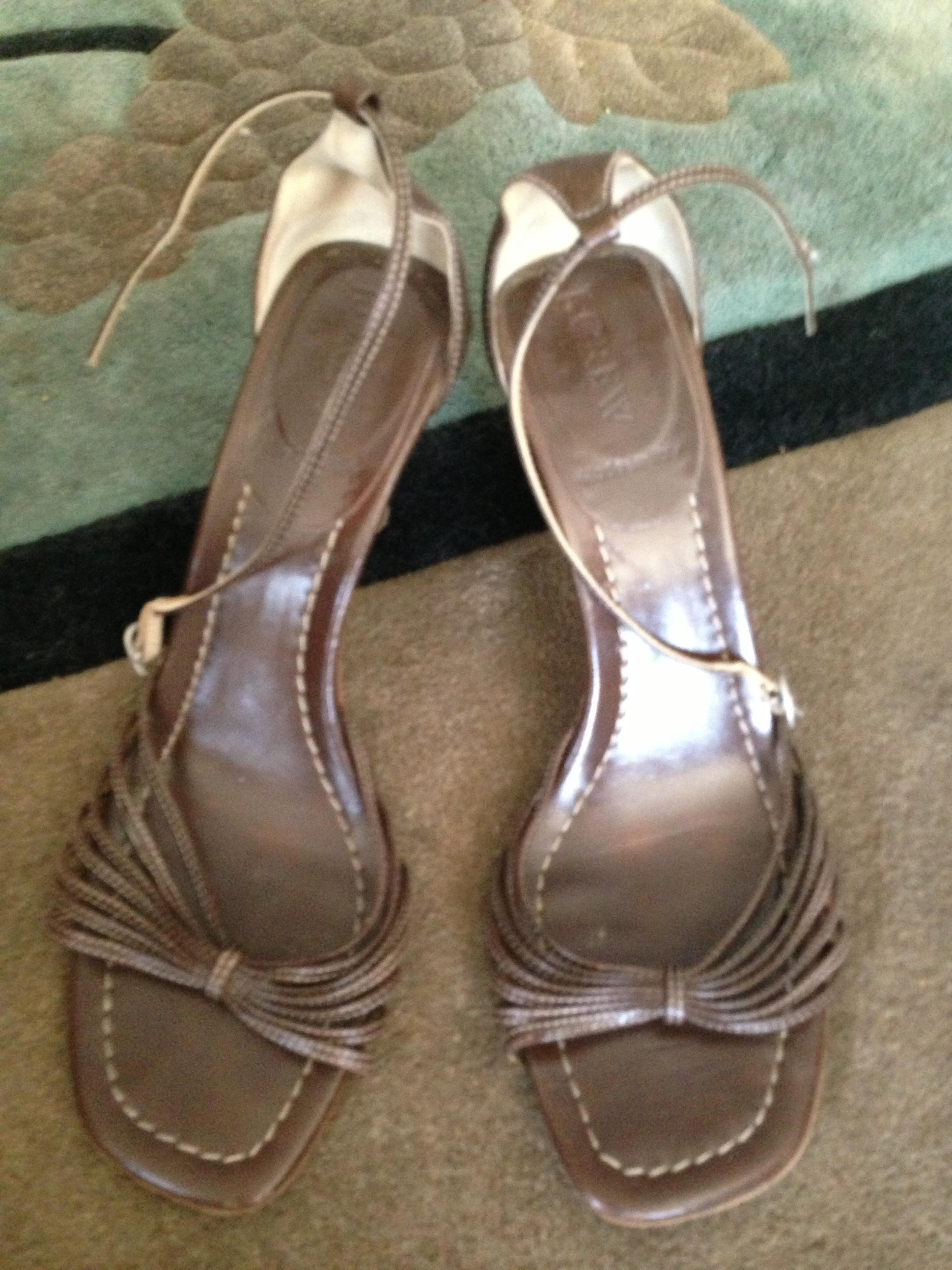 brown wedding shoes j crew brown bridesmaid heel sandals size us 8 regular m 2092