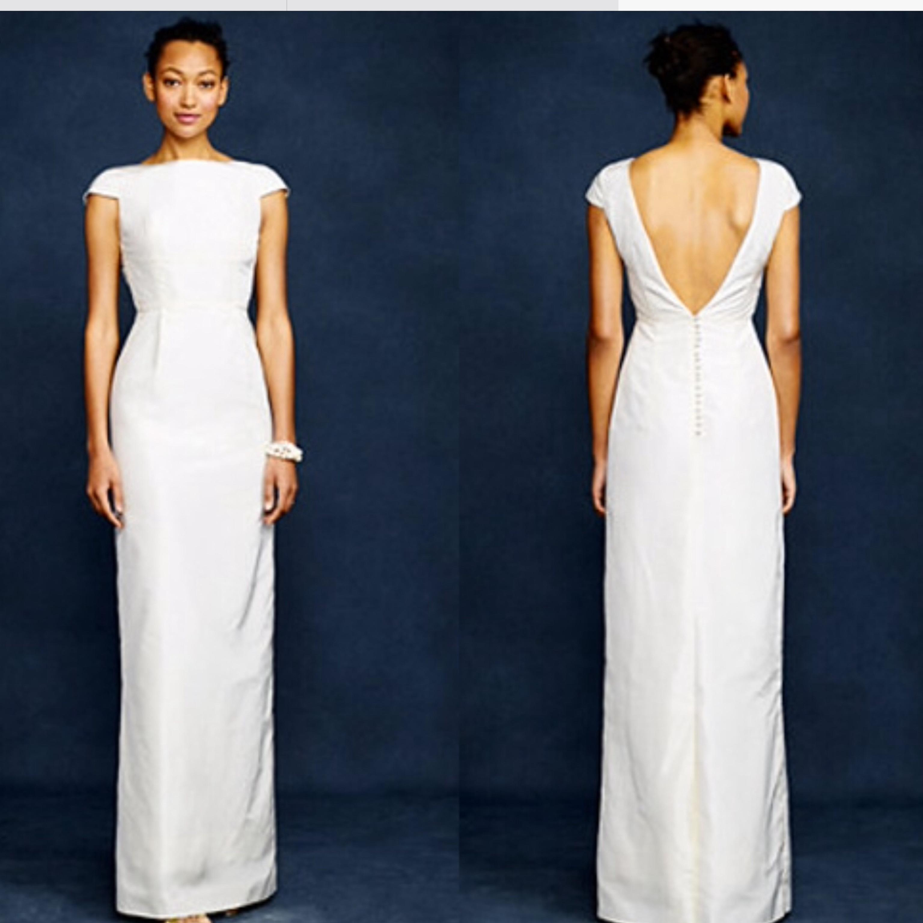 J.Crew Percy Wedding Gown | Dress images