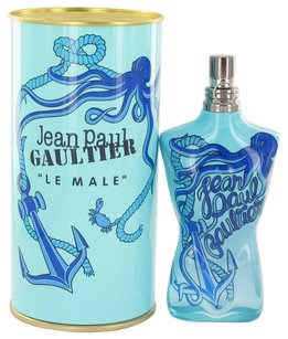 Jean-Paul Gaultier Jean Paul Gaultier Summer ~ Men's Cologne Spray Tonique (2014 4.2 oz