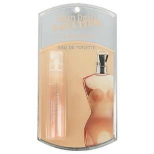 Jean-Paul Gaultier JEAN PAUL GAULTIER ~ Women's Vial Spray (sample) .03 oz
