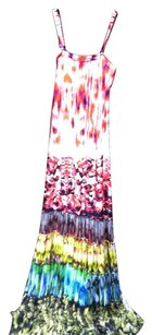 multi color Maxi Dress by Jean-Paul Gaultier Jean Paul Gautier Maxi