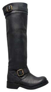 Jeffrey Campbell 140110 Black Boots