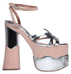 Jeffrey Campbell 150722 Blocked Finalpairs Halloween Silver Platforms