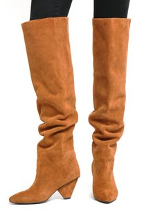Jeffrey Campbell Brownboots Slouchboots Overtheknee Brown Boots