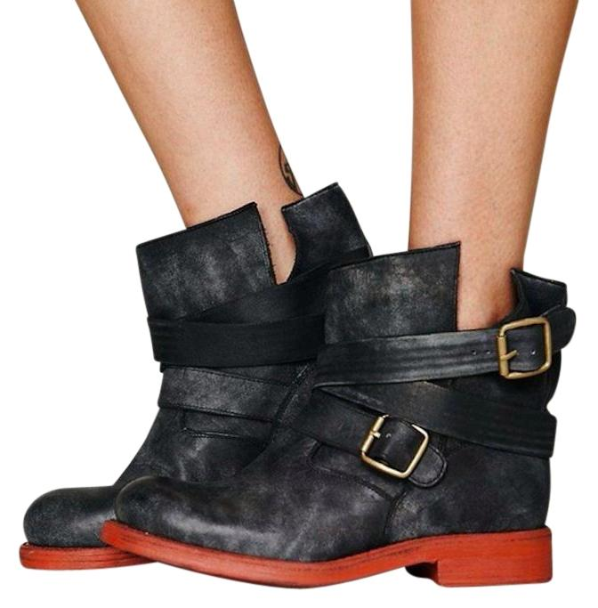 jeffrey cbell argus black boots from aftercoffee on