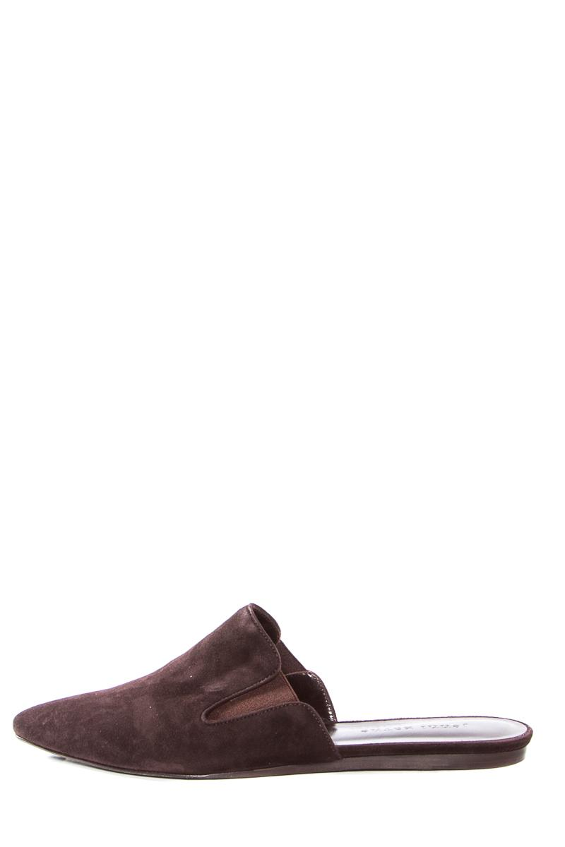Jenni Kayne Suede Pointed-Toe Mules outlet real deals for sale m1KcqUM17