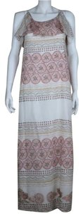 Jenny Han Womens Printed Dress
