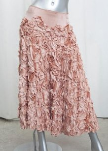 Jenny Packham Womens Skirt Pink