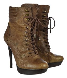 Jessica Simpson Mid Calf Brown Boots