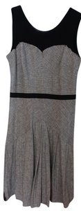 Jessica Simpson Tweed Herringbone Office Dress