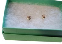 Jewelers Club 1/10 Carat white Diamond Studs