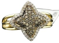 10k,Yellow,Gold,Brown,Diamond,Round,Cut,Star,Right,Hand,Band,Cocktail,Ring
