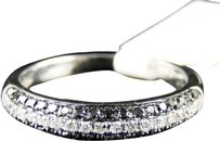 Jewelry Unlimited ,Ladies10k,White,Gold,Blackwhite,Diamond,Fashion,Bridal,Engagement,Ring,Band