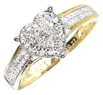 Jewelry Unlimited Jewelry Unlimited Jewelry Solitaire With Accents