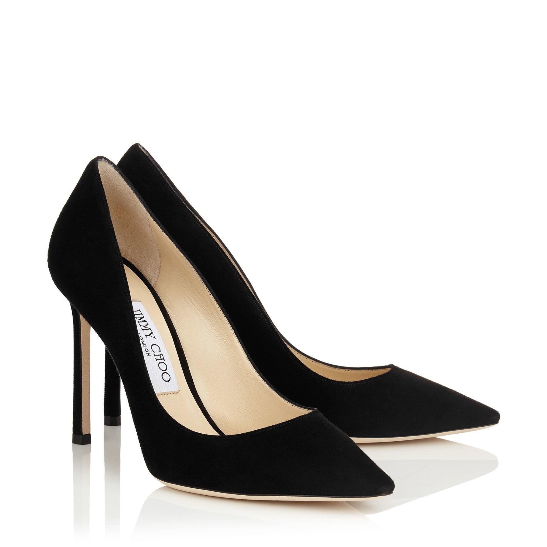 Visit New Online Many Kinds Of Online Jimmy choo Romy 85 velvet pumps Outlet Cheap Prices Sale 100% Authentic Clearance 100% Guaranteed xagRg53B4G