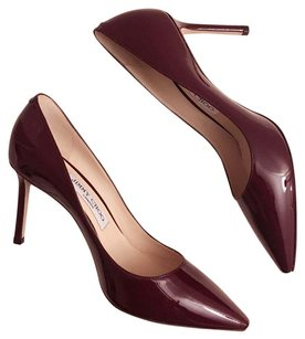 Jimmy Choo Bordeaux Pumps