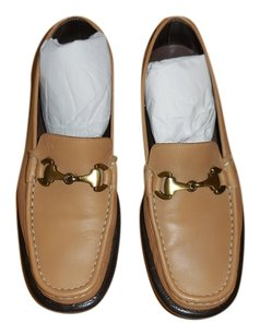 Joan & David Tan/Khaki Flats
