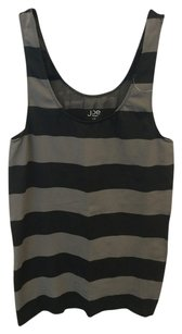Joe Fresh Top Black and Grey