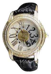 Joe Rodeo Ladies Joe Rodeokc Jojo Beverly Gold 152 Diamond Watch 1.35ct Jbly5