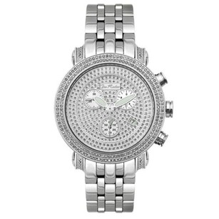 Joe Rodeo Mens Diamond Watch Joe Rodeo Classic Jcl15 1.75 Ct Illusion Dial Chronograph