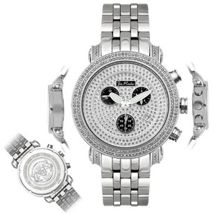 Joe Rodeo Mens Diamond Watch Joe Rodeo Classic Jcl16 1.75 Ct Illusion Dial Chronograph