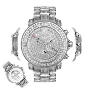 Joe Rodeo Mens Diamond Watch Joe Rodeo Junior Jju42 17.25 Ct Illusion Dial