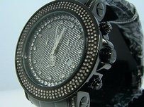 Joe Rodeo Mens Joe Rodeo Junior Jojo Black Diamond Watch Ct