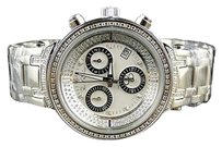 Joe Rodeo Womens Ladies Joe Rodeojojoaqua Master Jjml32 Diamond Watch .90 Ct