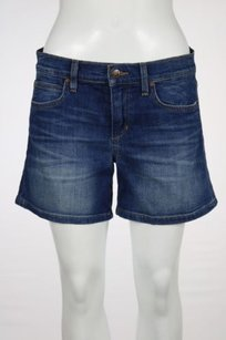 JOE'S Jeans Joes Womens Wash Denim Shorts Blue