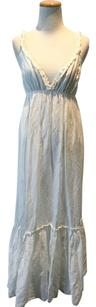 White Maxi Dress by John P. Maxi