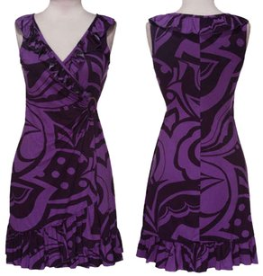 Johnny Martin short dress Multi Stretch on Tradesy