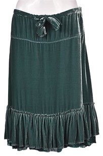 Joie Womens Skirt Green