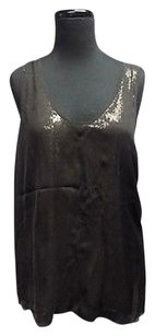 Joie Textured Top Charcoal