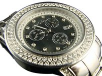JoJino Joe Rodeojojo Benny Jju9 Big Diamond Watch 4.75 Ct