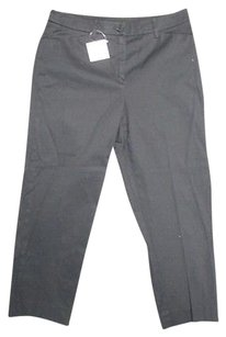 Jones New York Capri/Cropped Pants Black