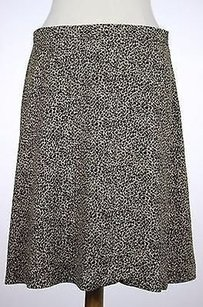 Jones Wear Womens Animal Skirt Multi-Color