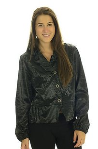 Joseph Ribkoff Shine Black Jacket