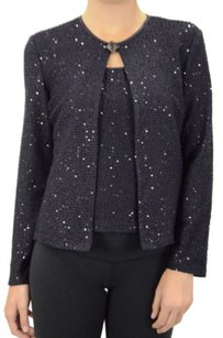 Joseph Ribkoff Dark Sweater