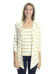 Joseph Ribkoff Gold Ivory Sweater