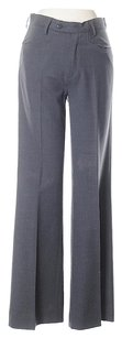 Joseph Wool Mid-rise Trouser Pants Grey
