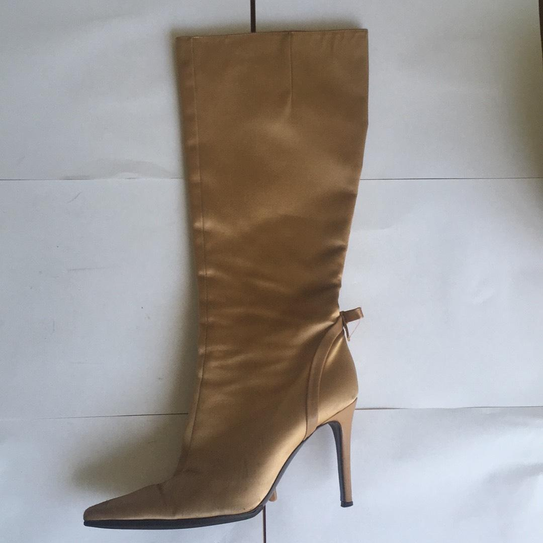 Judith Leiber Leather Boots Best Wholesale Online Hot Sale Cost Cheap Online Zl1n8