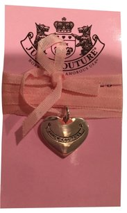 Juicy Couture Sterling Silver Heart